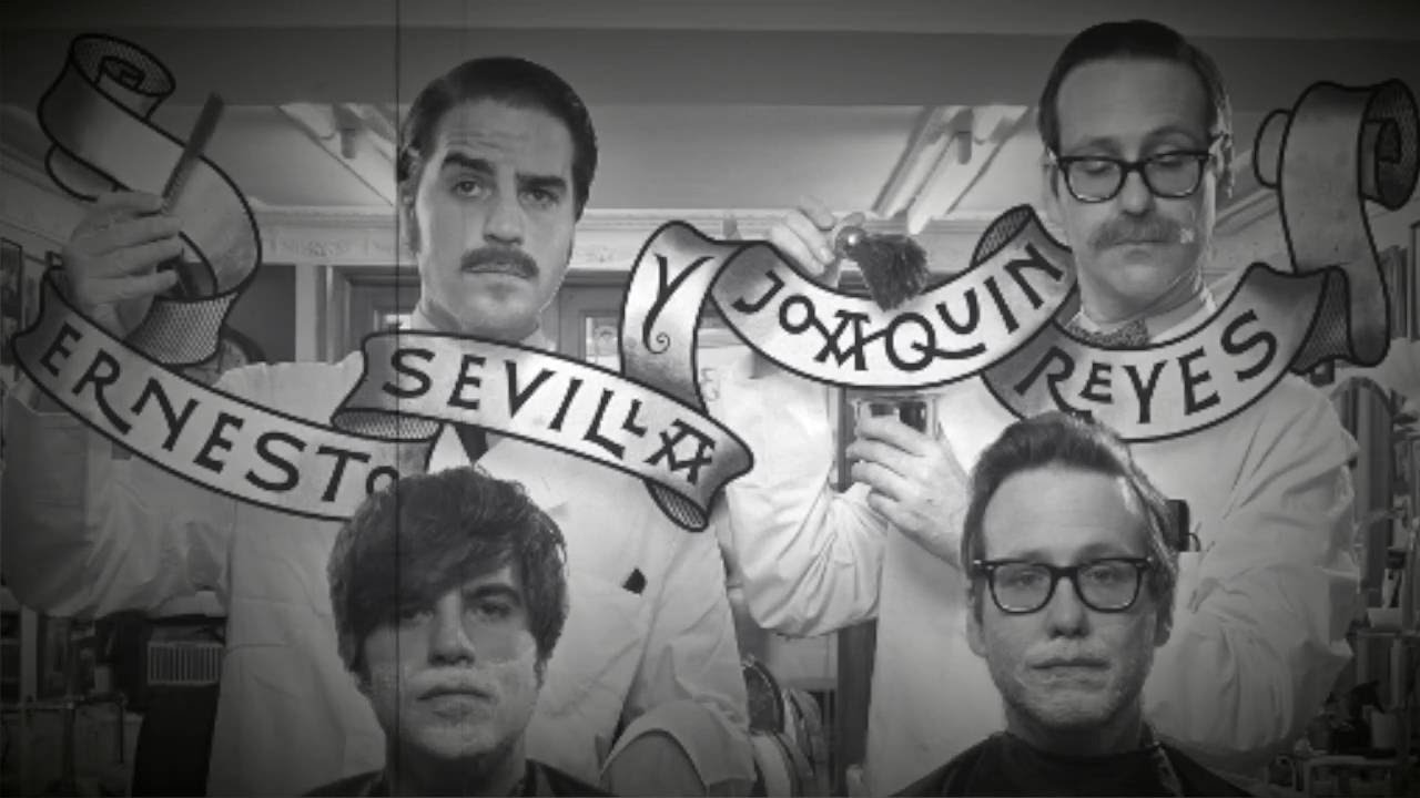 Viejóvenes, con Ernesto Sevilla y Joaquín Reyes en el Teatro Málaga - treinta NOV AL tres DIC 1