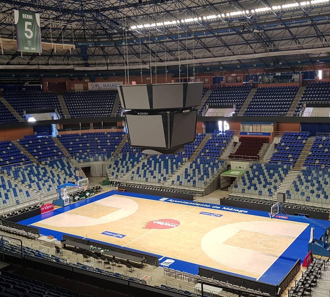 La Realidad Virtual para ver el basket se inventa en Málaga 1
