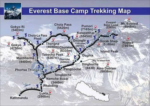 Trekking por el Everest a beneficio de los niños desfavorecidos 2