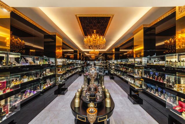 Niche Perfumes: segunda boutique de lujo en Sevilla 2